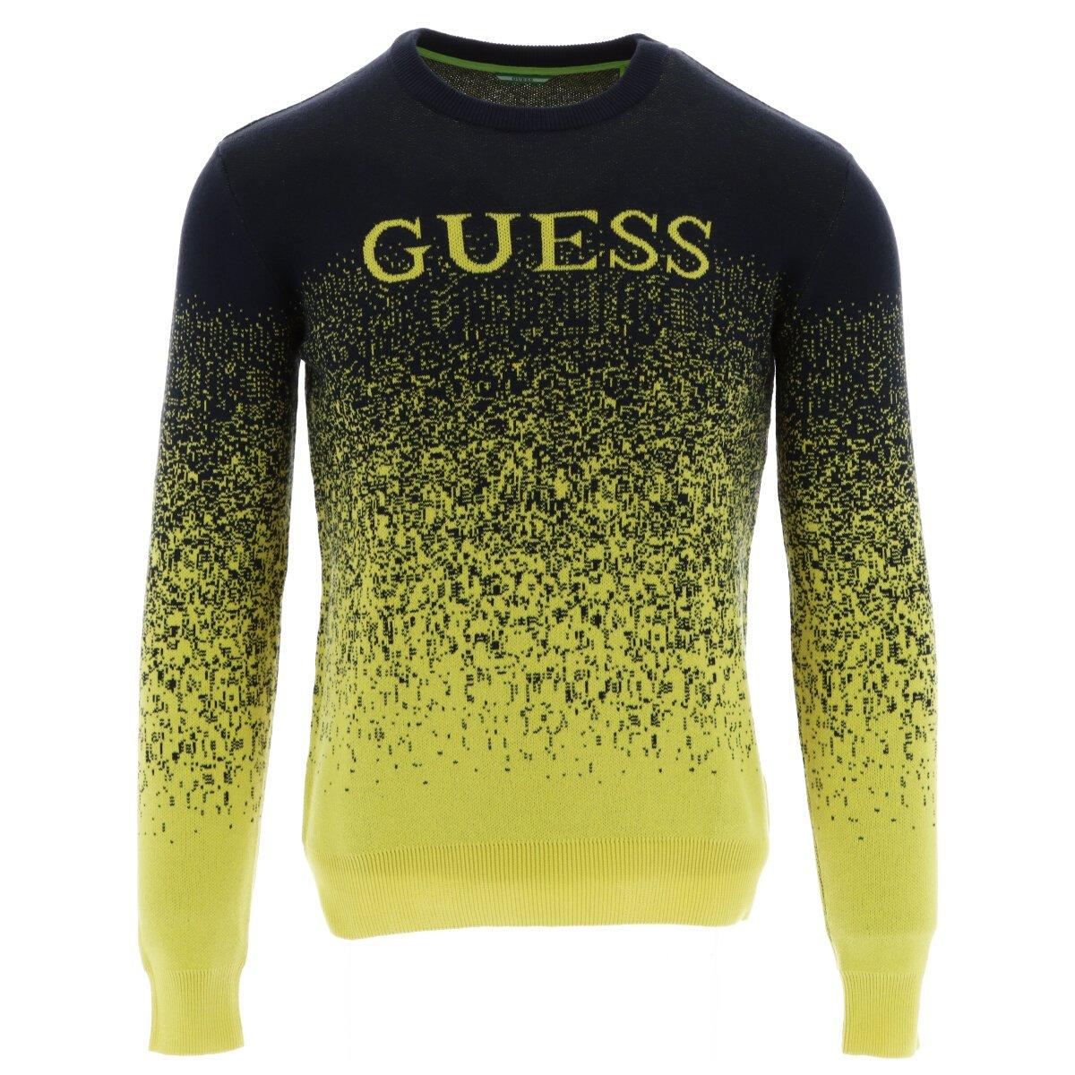 Guess Men's Sweater Various Colours 307417 - blue-1 XS