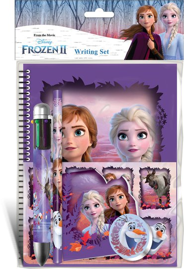Disney Frozen 2 Skrivesett Stort