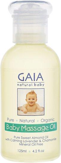 GAIA Baby Massasjeolje