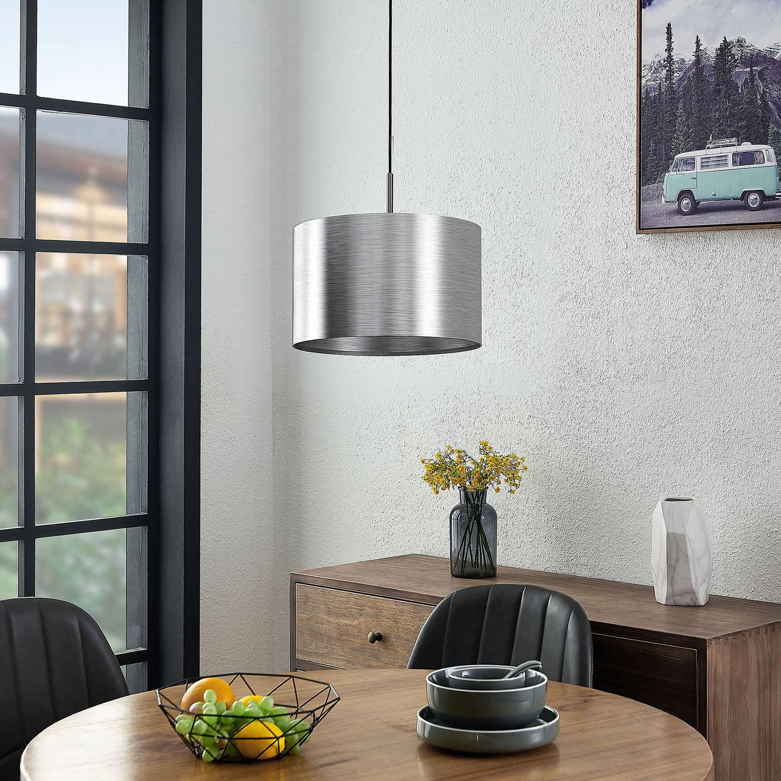 Lindby Dexin -riippuvalo, pyöreä, 1-lamppuinen