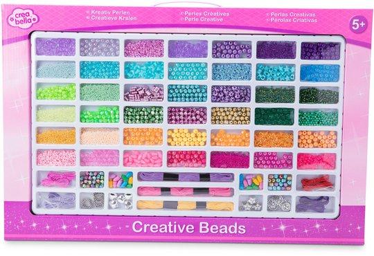 Crea Bella Creative Beads Mega Perlesett