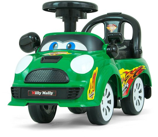 Milly Mally Gåbil Joy, Grønn