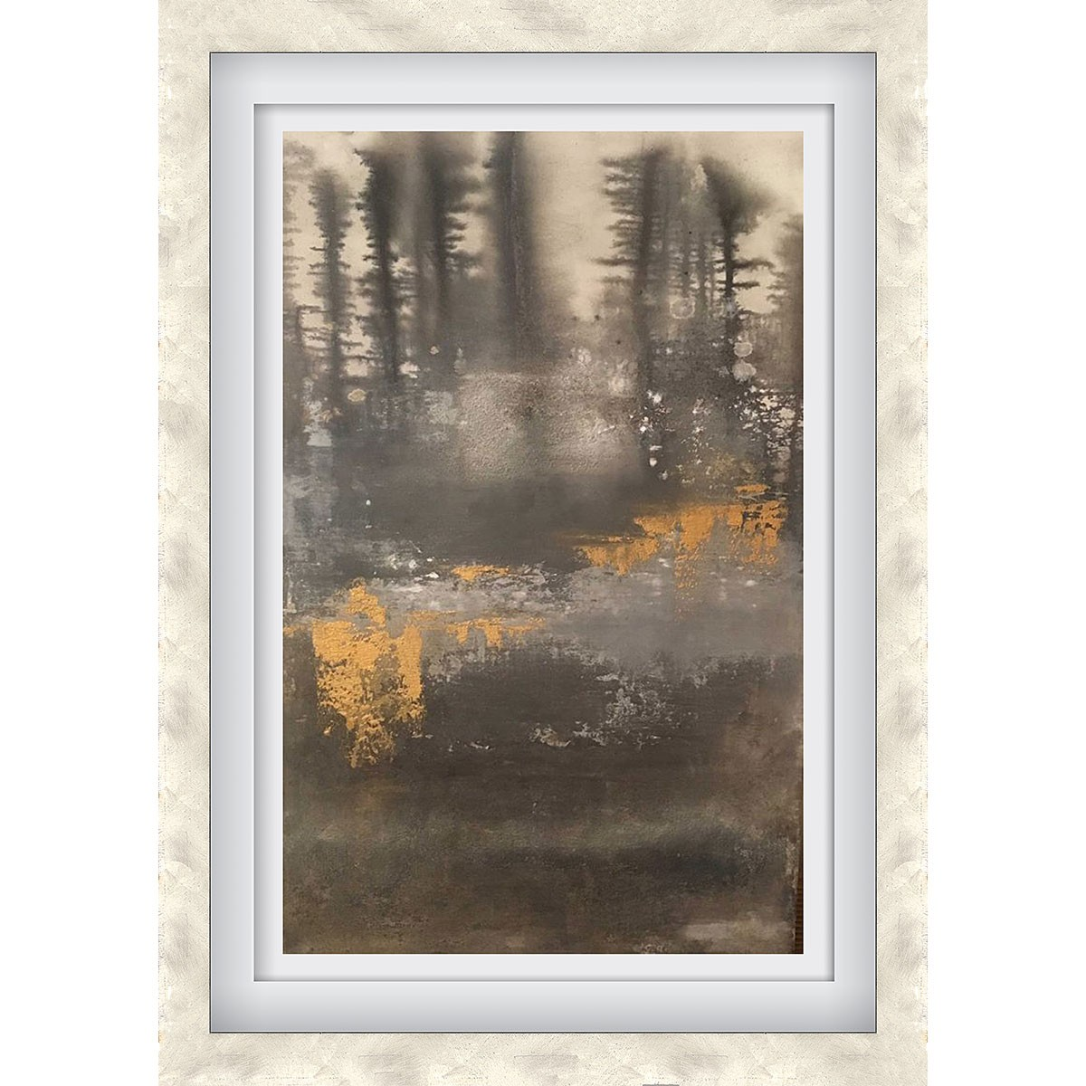 Mystic Woods Silver - X-Large