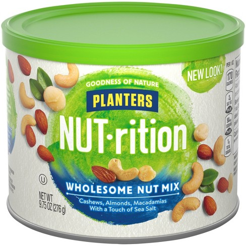 Planters NUTrition Wholesome Nut Mix 276g