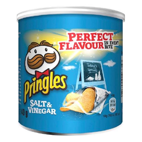 Pringles Salt & Vinegar Mini - 1-pack