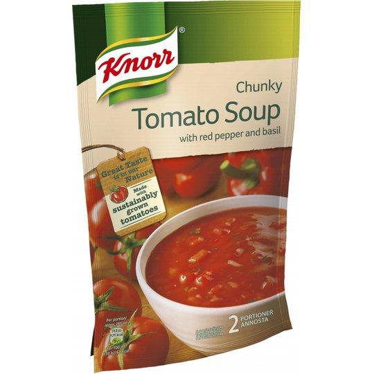 """Tomatsoppa """"Chunky"""" 570ml - 27% rabatt"""