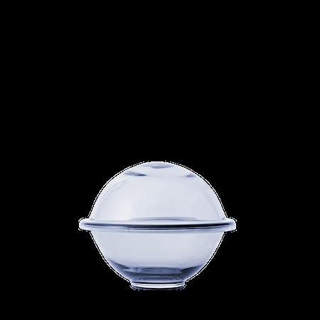 Chapeau Godteriskål Munnblåst Glass Midninght Blue Ø16 cm