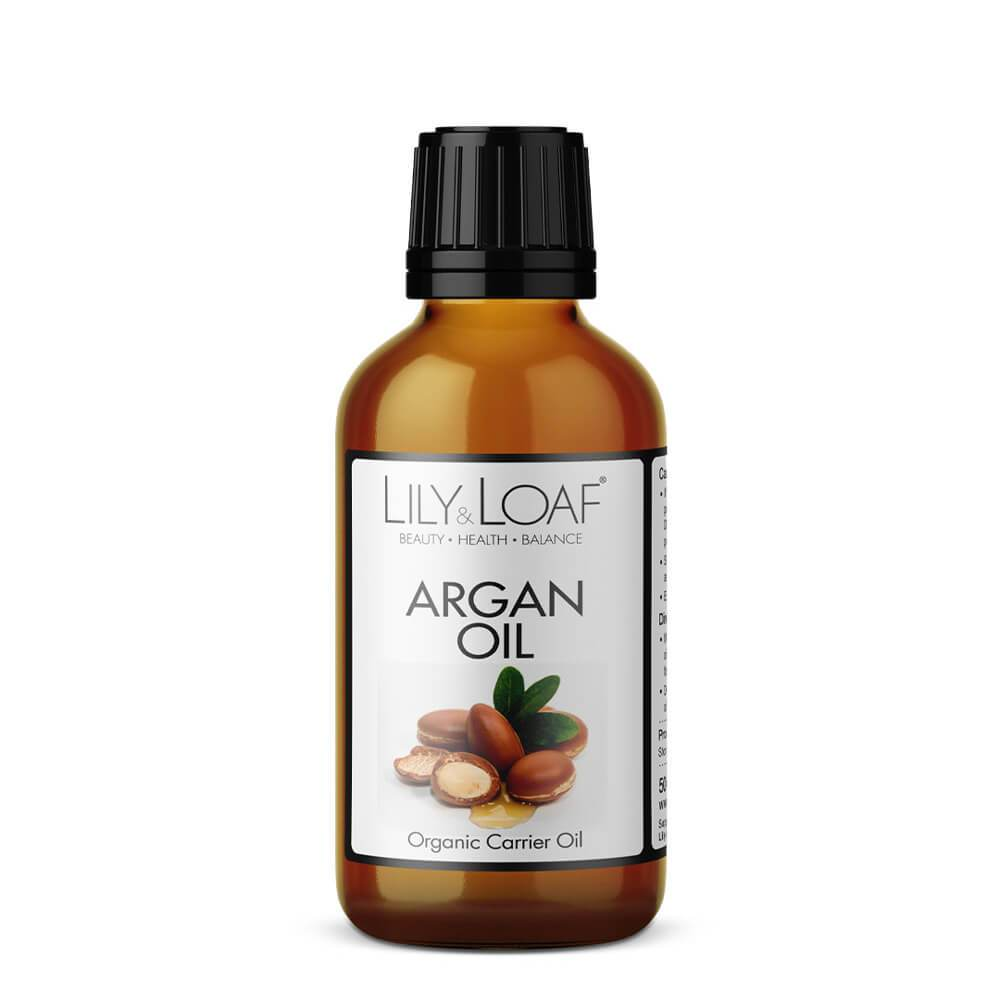 Argan Organic Carrier Oil (50ml)