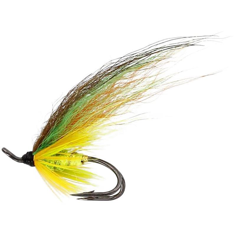 Green Highlander VMC 8909 #8 Double Kjøp 12 fluer få gratis flueboks