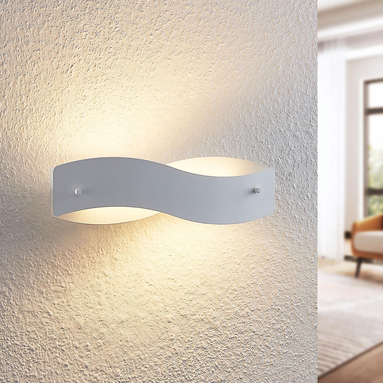 Arcchio Shana -LED-seinävalaisin valkoinen