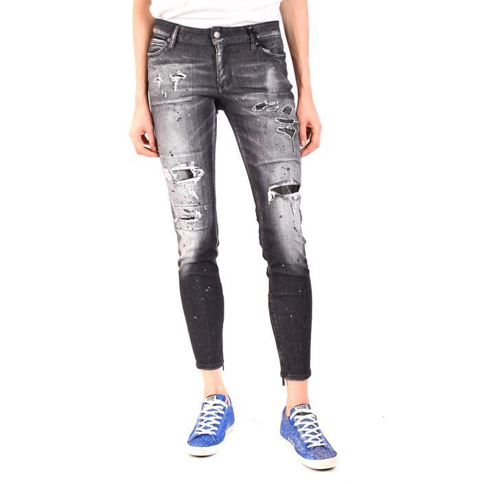 Dsquared Women's Jeans Black 221705 - black 40
