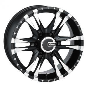 Advanti Wildcat Black Polished 8.5x20 6/139.7 ET20 B110