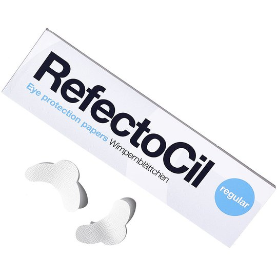RefectoCil Eye Protection Papers, RefectoCil Kulmävärit & trimmerit