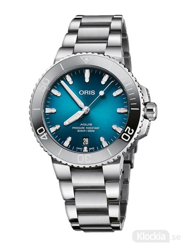 ORIS Aquis Date 39,5mm 733-7732-4155-07-8-21-05PEB
