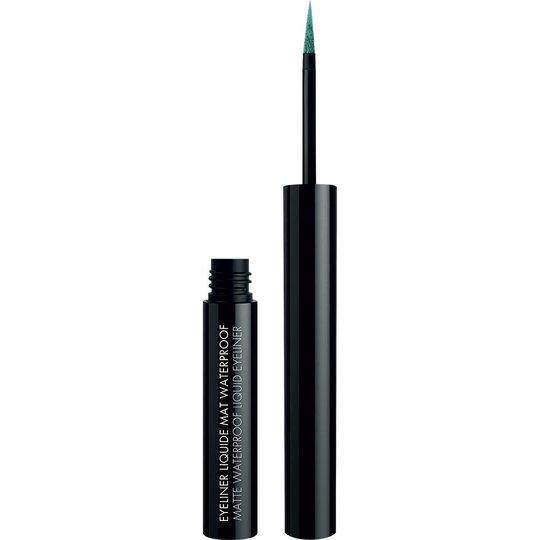 Matte Waterproof Liquid Eyeliner, 1 ml blackUp Silmänrajauskynä