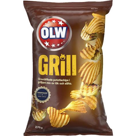 OLW Grillchips 275g