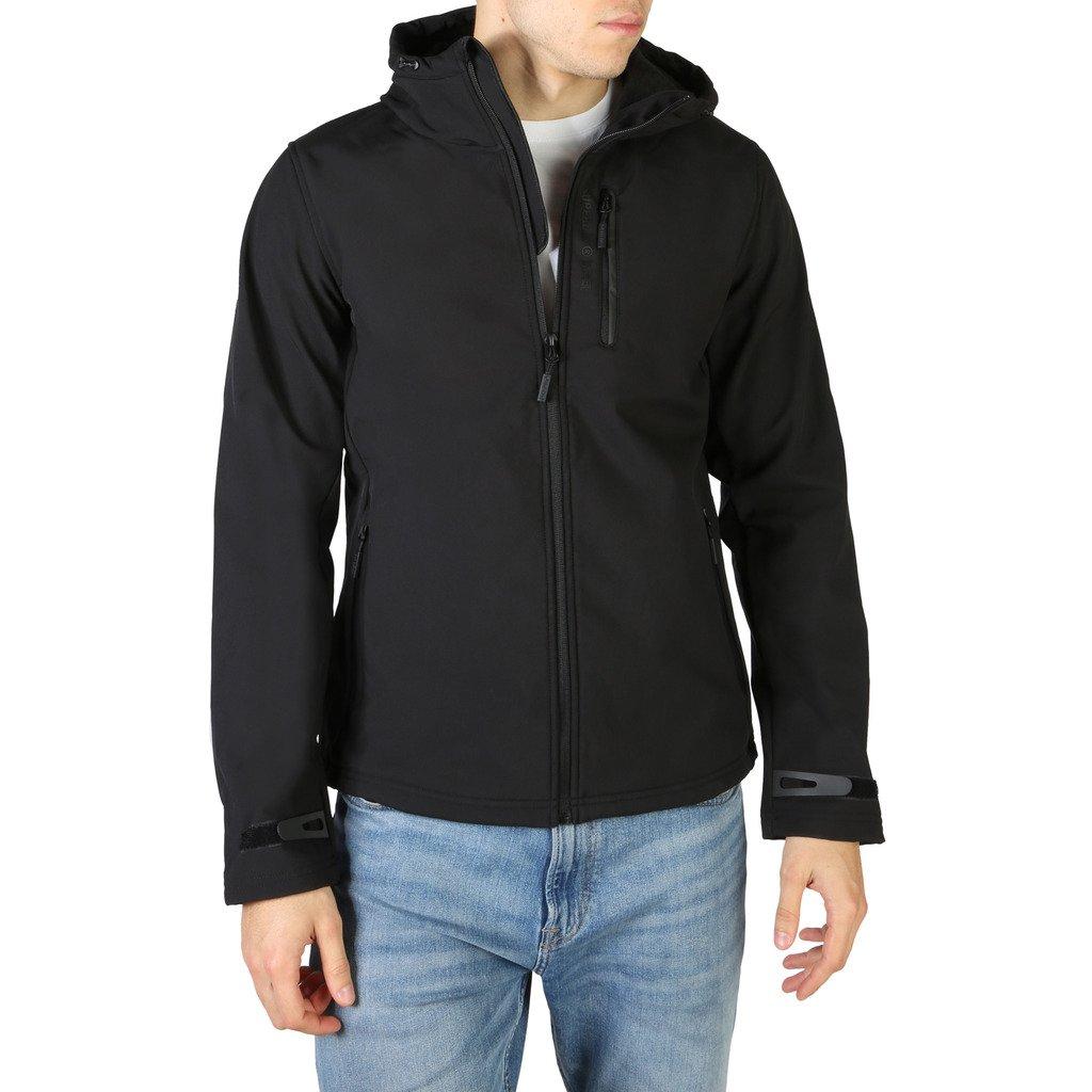 Superdry Men's Jacket Various Colours M5010172A - black S