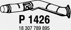 Pakoputki, Keskellä, BMW 5 [E60], 5 Touring [E61], 18307789895