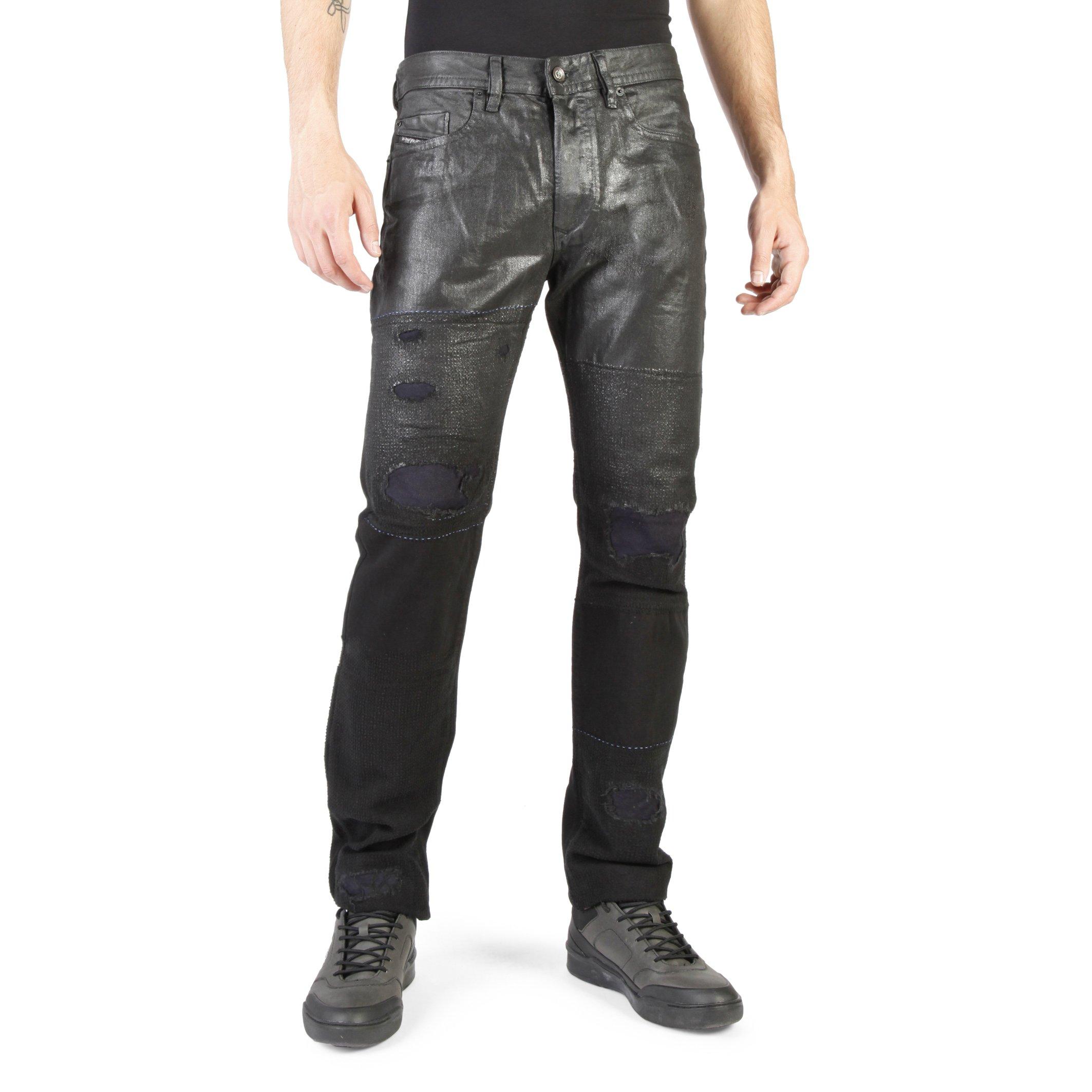 Diesel Men's Jeans Various Colours BUSTER_L32_00SDHB - black-1 29