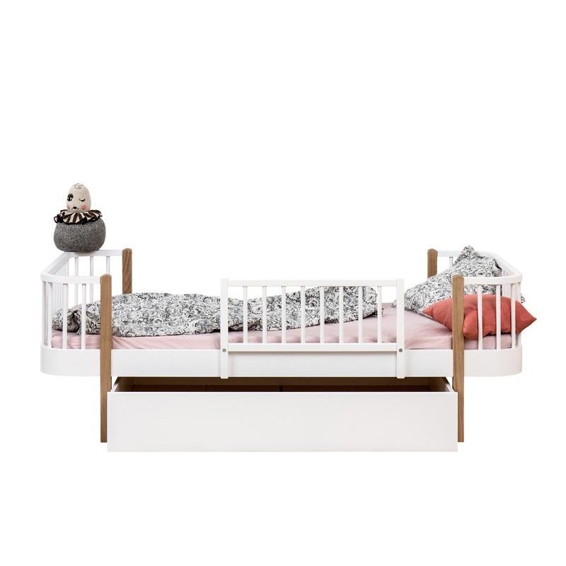 Sänglåda Wood Collection Oliver Furniture
