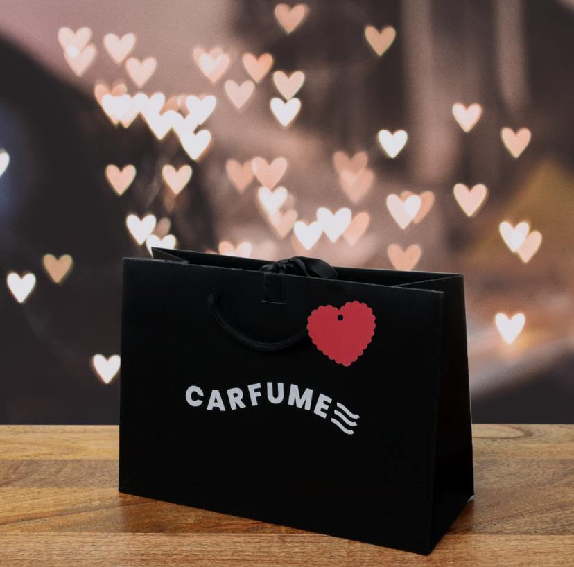 Large Valentines Giftbag