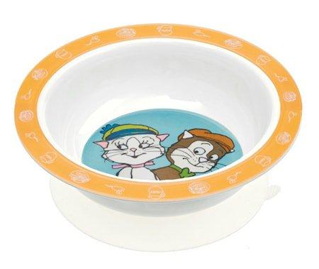 Dyp tallerken med sugekopp Pelle Haleløs