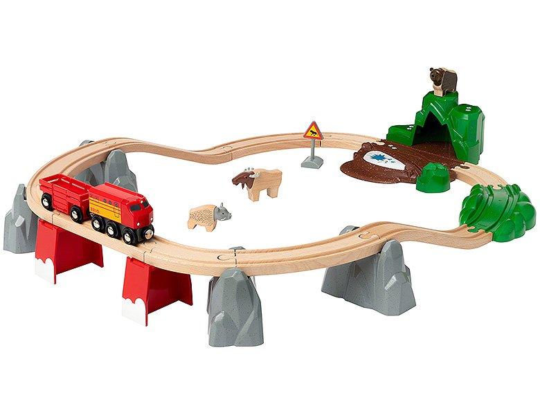 BRIO - Nordic Animal Set (33988)