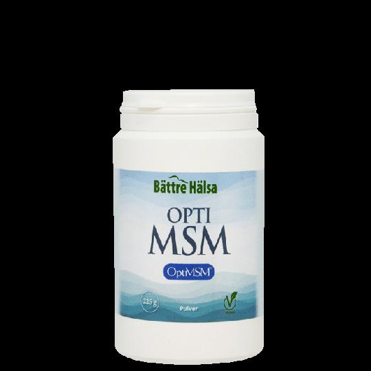 Opti MSM, 225 gram