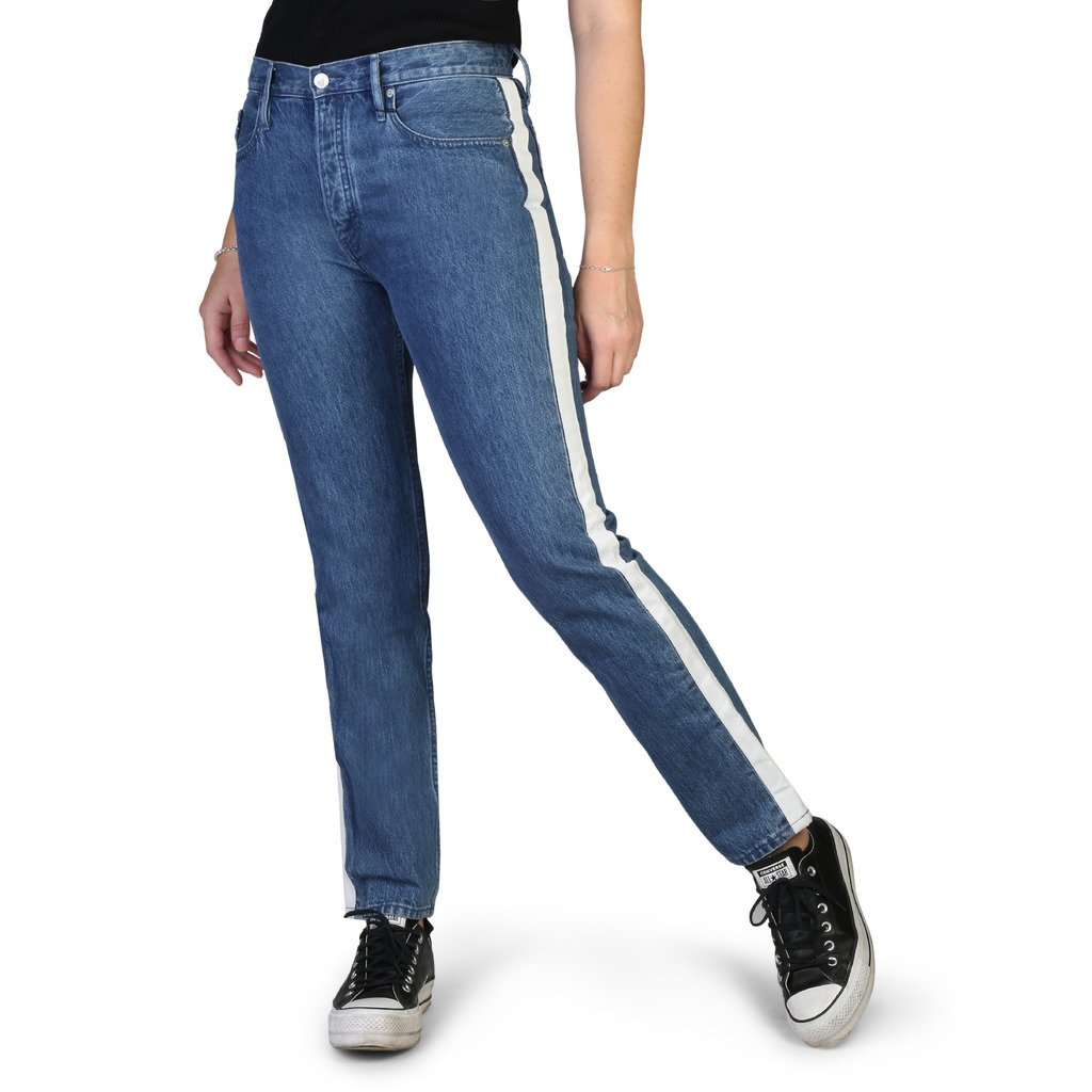 Calvin Klein Women's Jeans Blue 350045 - blue 28