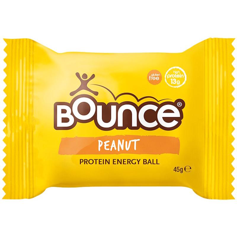 """Energiboll """"Peanut"""" 45g - 63% rabatt"""