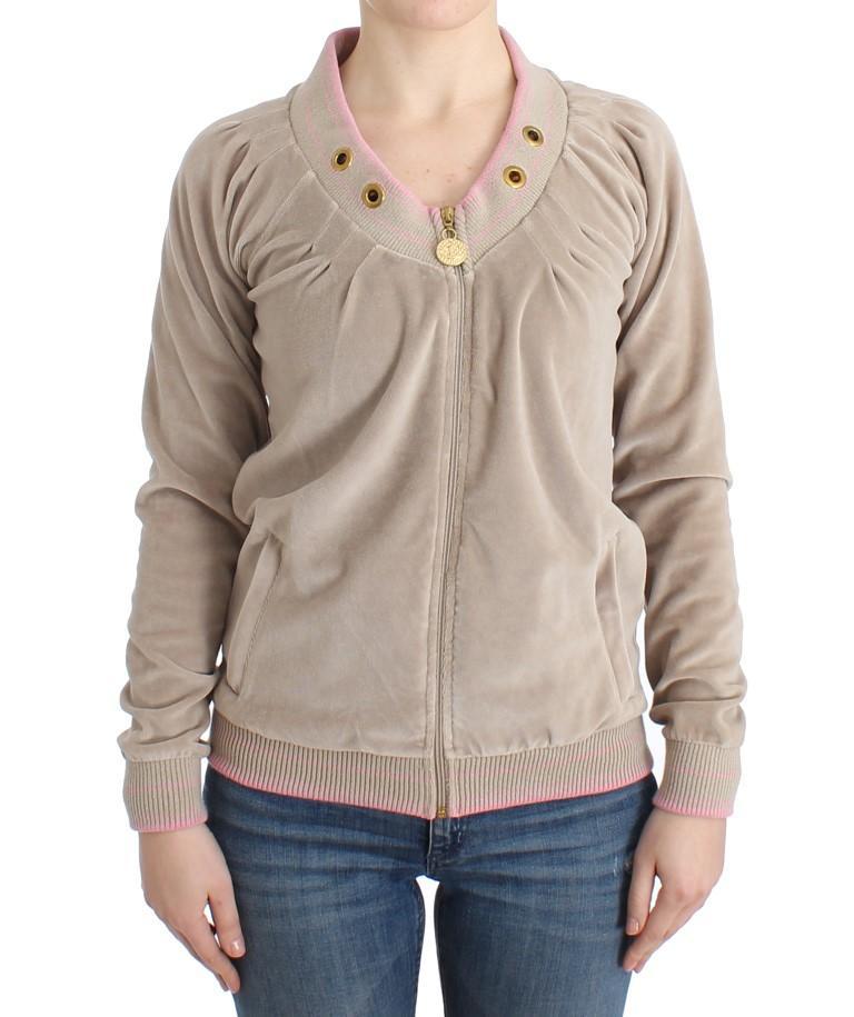 Cavalli Women's Sweater Beige SIG11836 - IT48|XXL