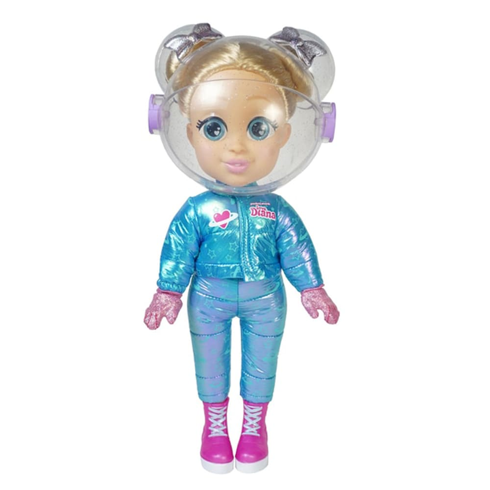 Love Diana - Doll Mashup Astronaut/Hairdresser 33cm (79846)