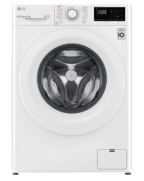 Lg F2wp207s0ws Tvättmaskin - Vit