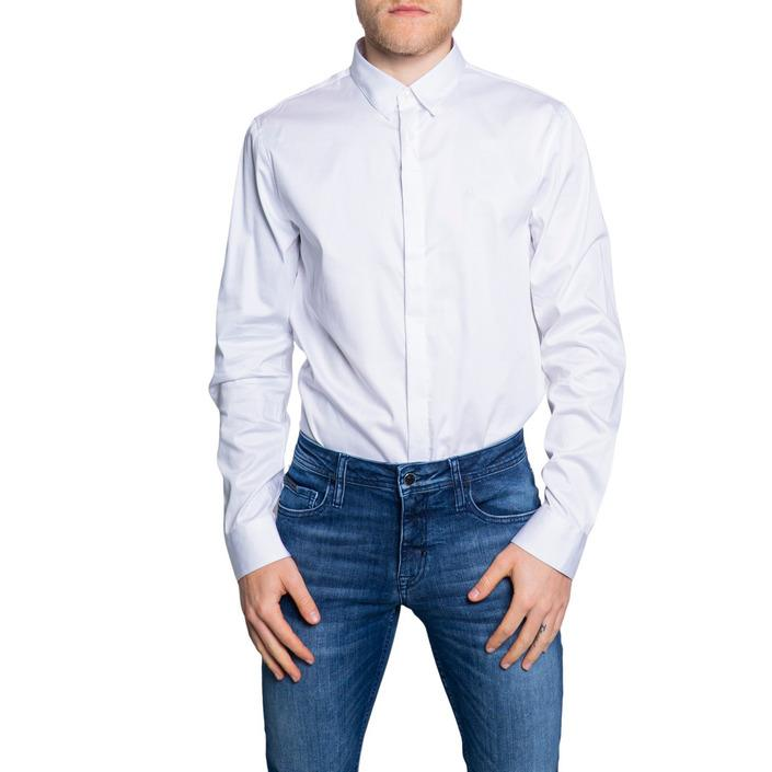 Armani Exchange Men's Shirt White 189772 - white M