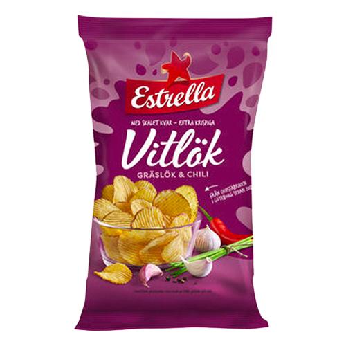 Estrella Vitlök - 175 g
