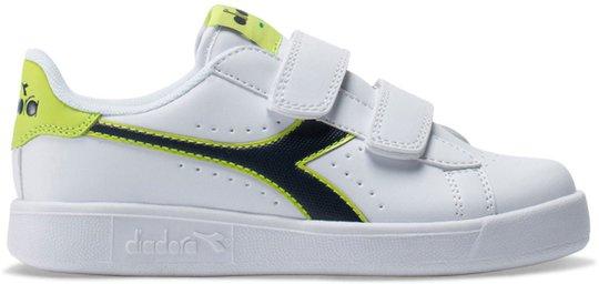 Diadora Game P PS Sneaker, Lime Punch 28