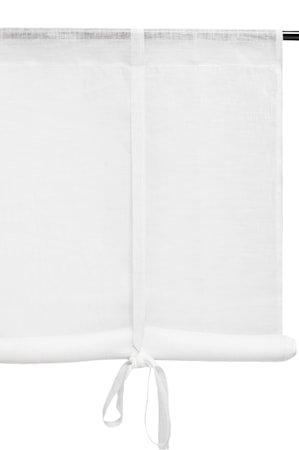 1700-tallsgardin Dalsland 100x120 cm hvit