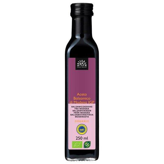 Urtekram Food Ekologisk Balsamvinäger från Modena, 250 ml