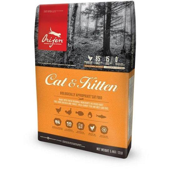 Orijen Cat & Kitten (1,8 kg)