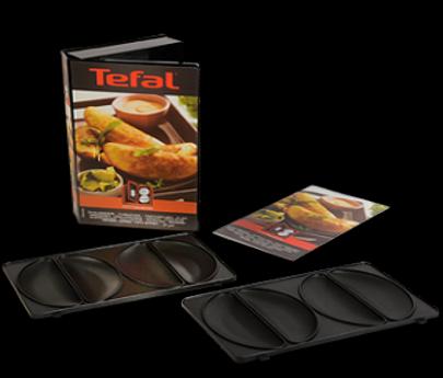 Tefal Snack Collect Box 8: Mini Pirogger Smörgåsgrill