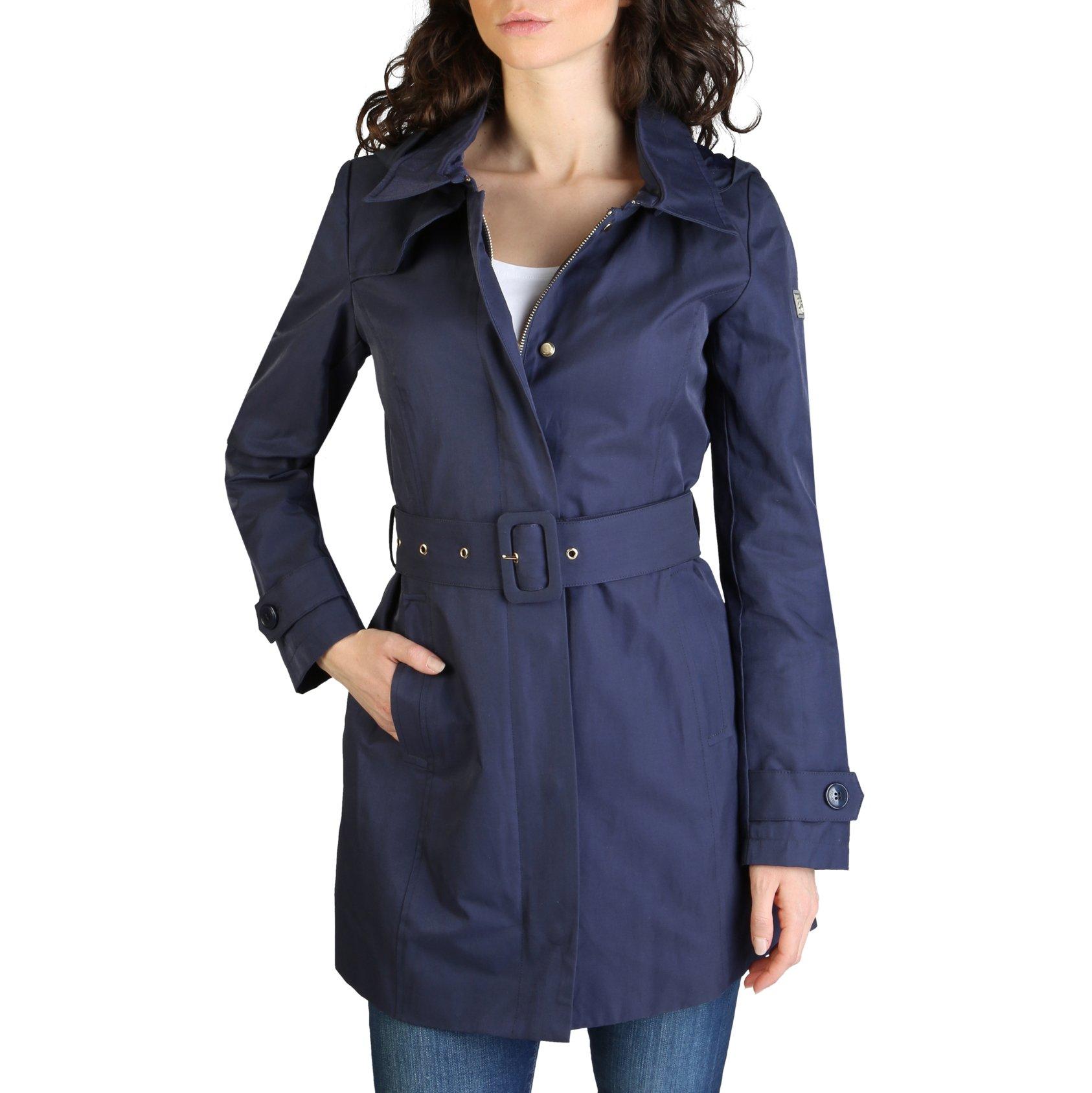 Yes Zee Women's Coat Various Colours O404_SL00 - blue S