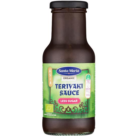 Luomu Teriyakikastike Less Sugar - 29% alennus