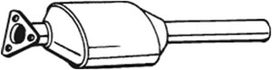 Katalysaattori, Keskellä, AUDI A4, A4 Avant, A6, A6 Avant, VW PASSAT, PASSAT Variant, 3B0253057BX, 8D0131089AX
