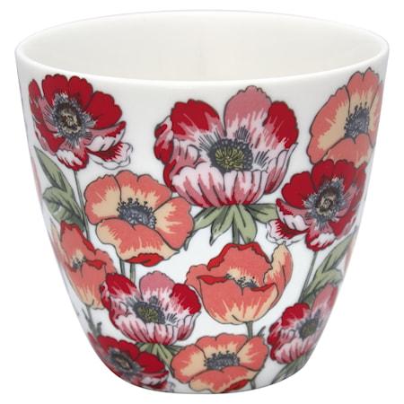 Aria Latte Cup Vit