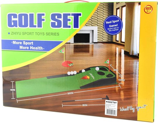 Robetoy Golf Putting Sett