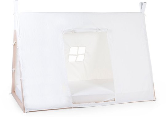 Childhome Sengegardin Tipi 90x200, White