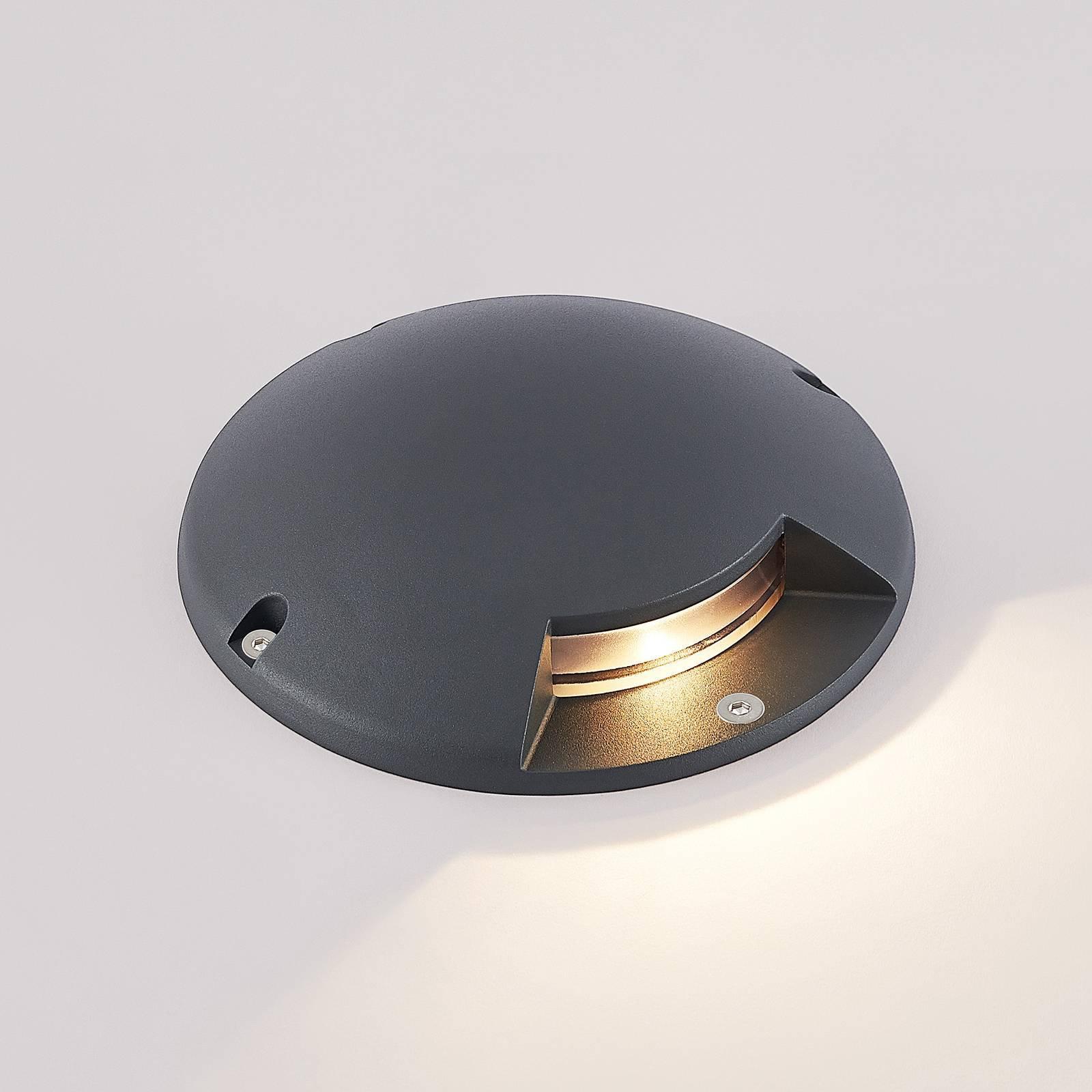 Lindby Cormac LED-bakkespot, 1 lyskilde