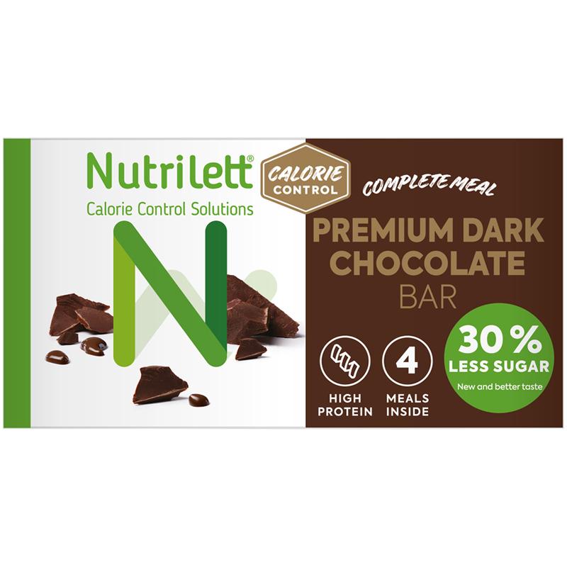Måltidsersättningsbars Mörk Choklad 4-pack - 30% rabatt