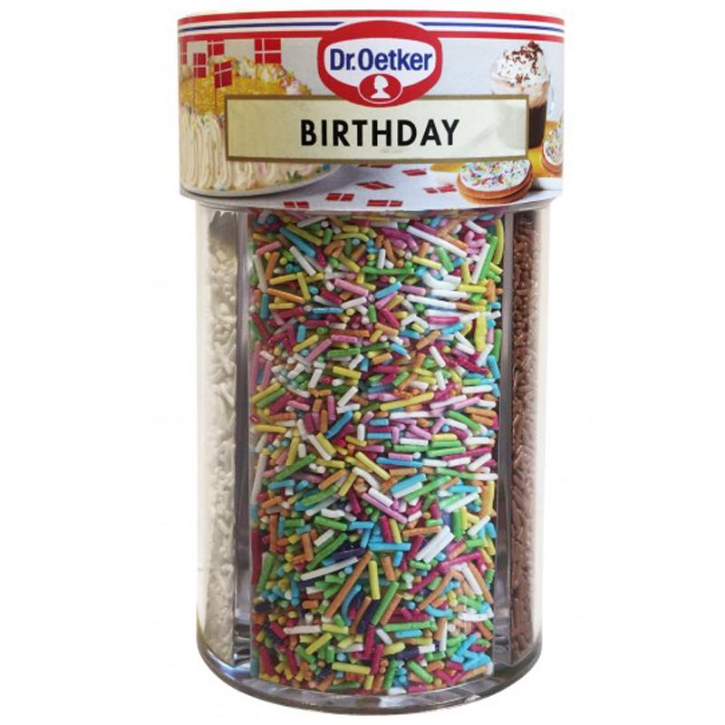 Strössel Birthday Mix - 41% rabatt