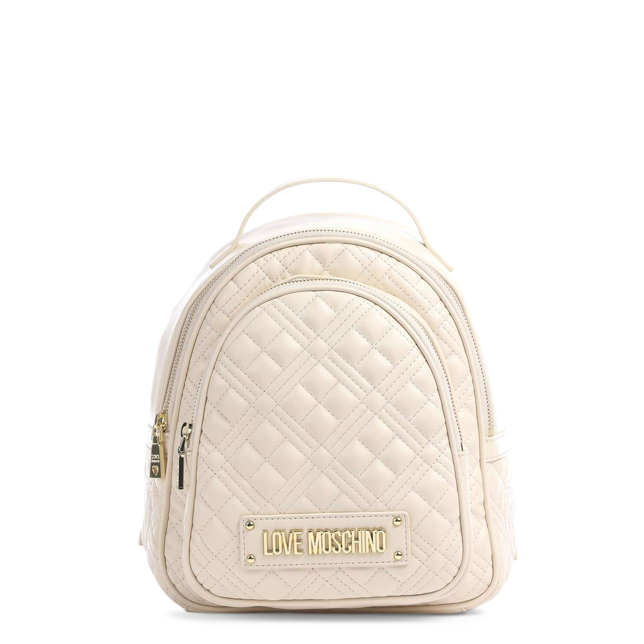 Love Moschino Women's Backpack Various Colours JC4209PP0CKA0 - white NOSIZE